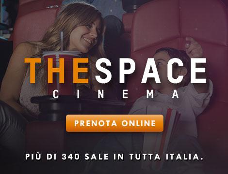 Biglietto 2D adulto e bambino The Space_N