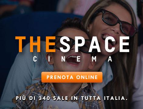 Biglietti 3D adulto e bambino The Space