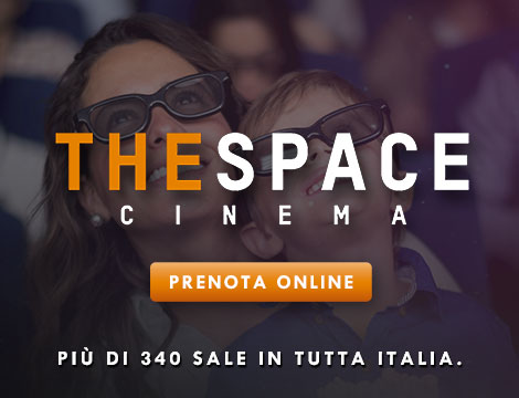 Biglietti 3D adulto e bambino The Space_N