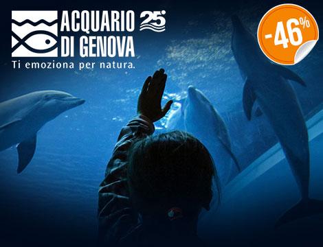 Biglietti Acquario di Genova_N