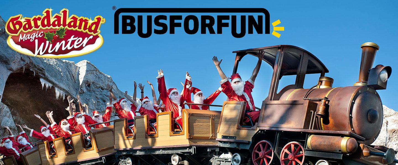Biglietti Busforfun Gardaland Magic Winter_N