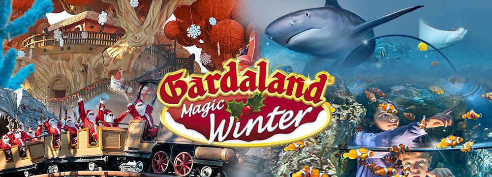 Gardaland Magic Winter e Sealife_N