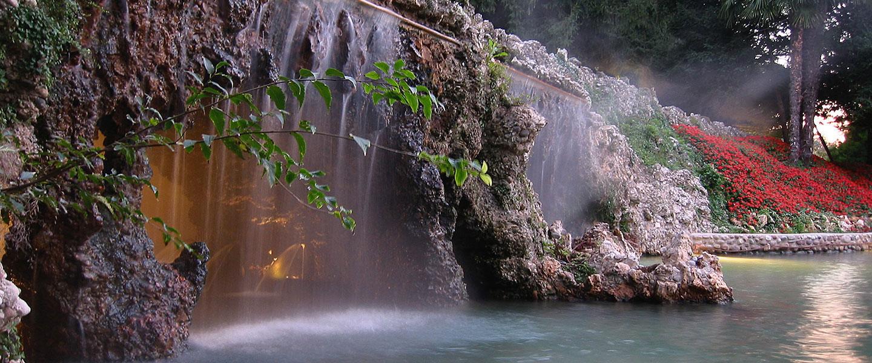 Ingresso Parco Termale del Garda