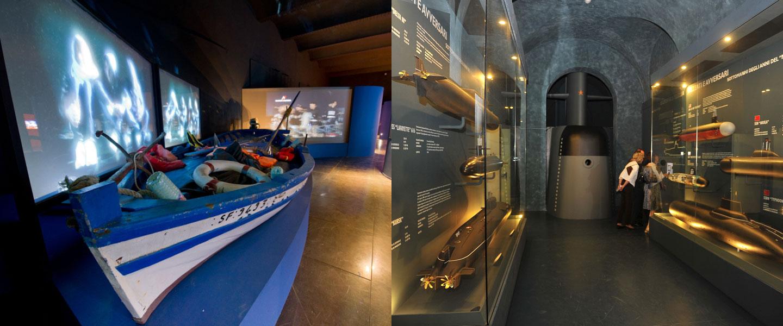 Biglietto singolo Galata Museo del Mare