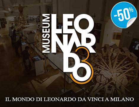 Leonardo Il Mondo di Leonardo_N