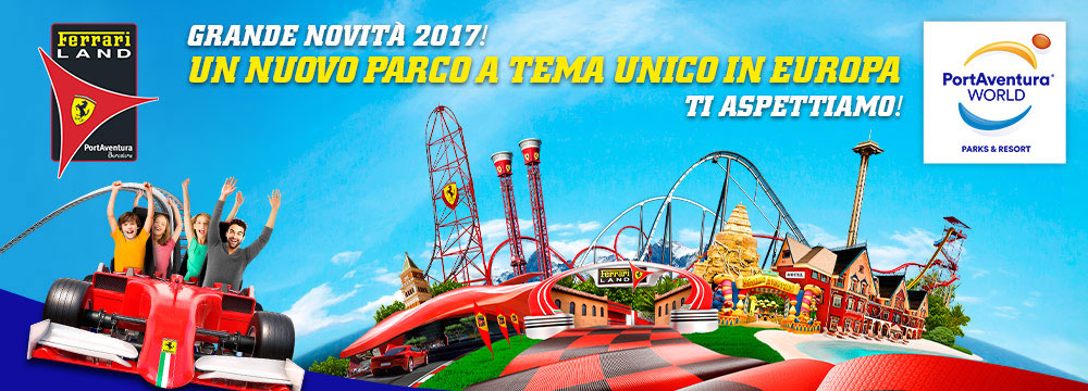 PortAventura World e Ferrari Land_N