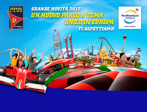 PortAventura World e Ferrari Land_N