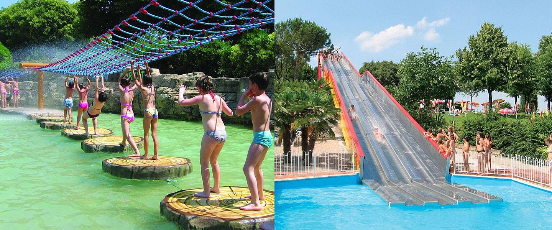 Parco Acquatico Cavour Agosto