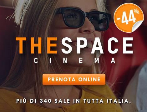 Biglietto singolo 3D The Space