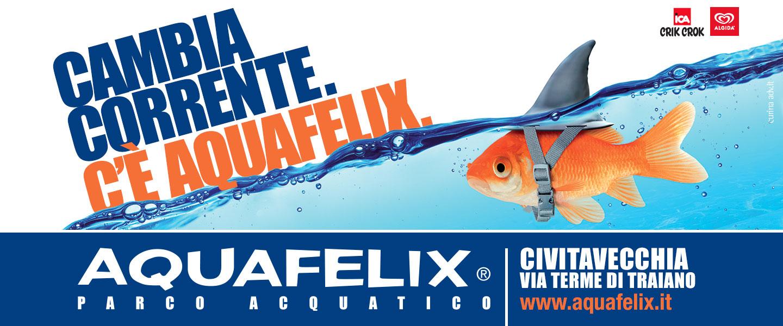 Ingresso singolo Aquafelix_N