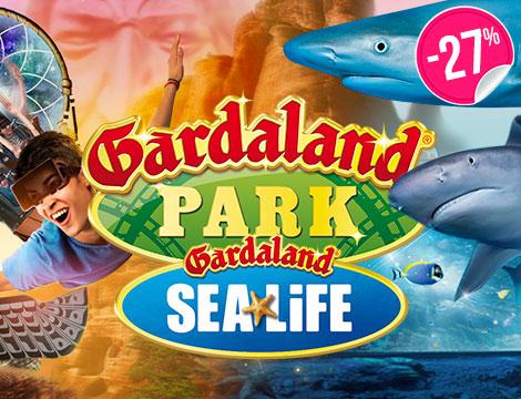 Gardaland Park Sea life