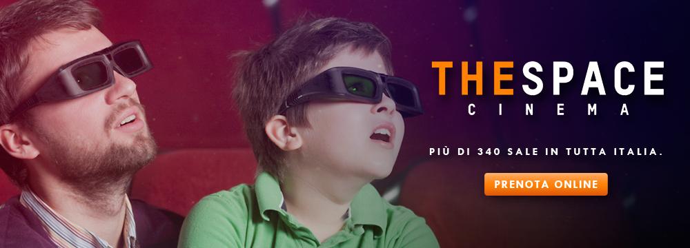 Biglietto adulto e bambino 3D