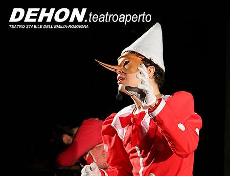Pinocchio Teatro Dehon Bologna_N