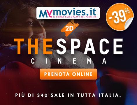 Biglietto singolo 2D The Space