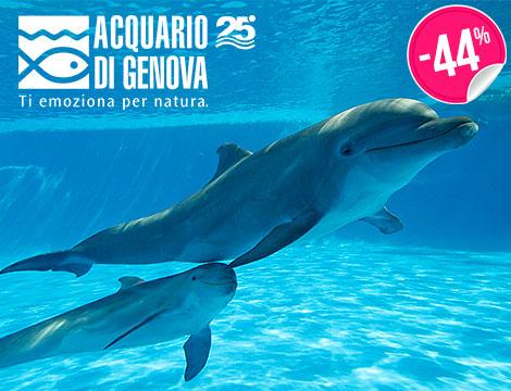 Ingresso Acquario di Genova_N