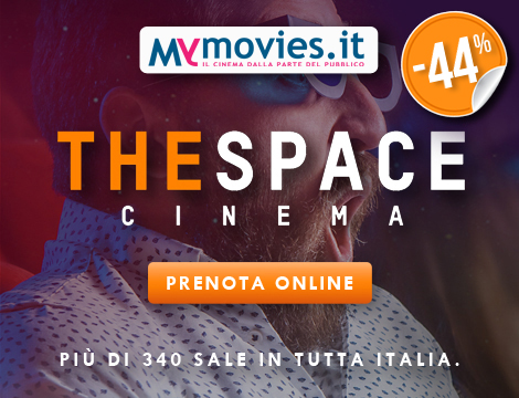 Biglietto singolo The Space 3D