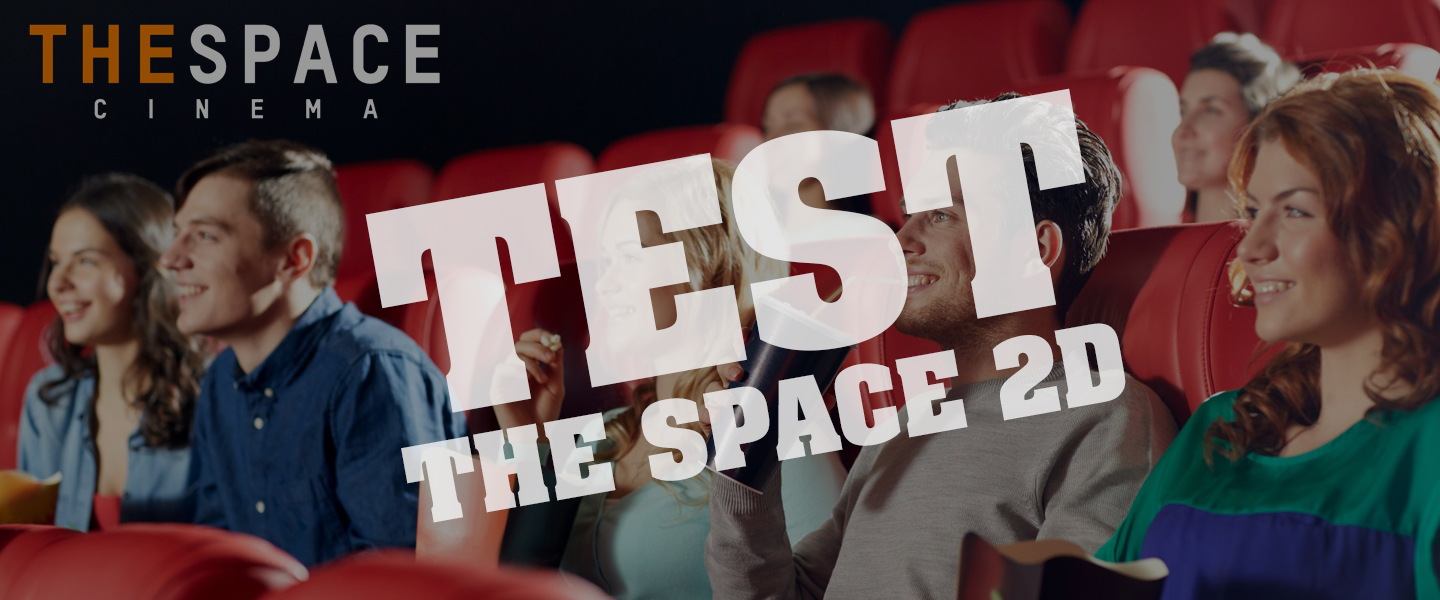 Carrefour Test The Space 2D