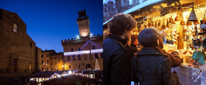 Castello Babbo Natale Montepulciano x2