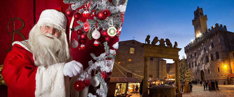 Castello Babbo Natale Montepulciano