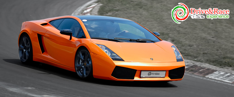 Giro in Ferrari e Lamborghini