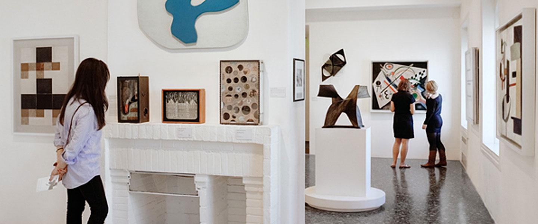 Ingresso alla Collezione di Peggy Guggenheim