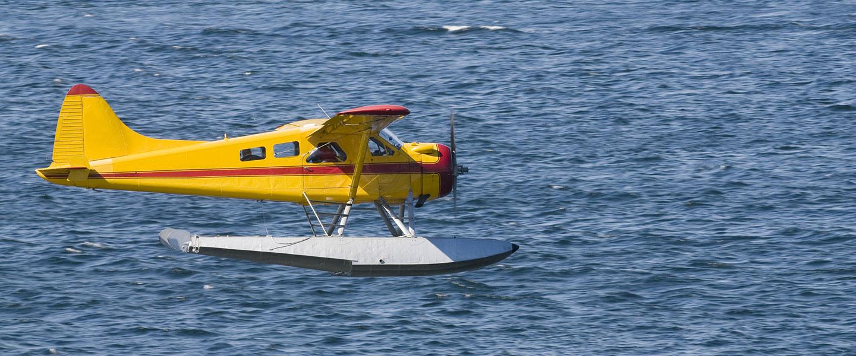 Esperienza di volo con idrovolante