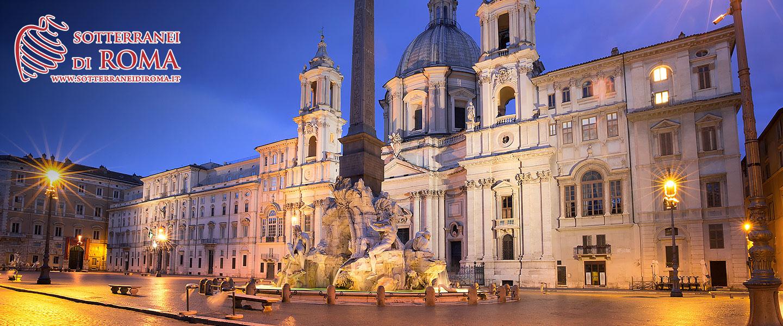 Sotterranei di Roma_N