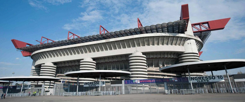 Tour San Siro e casa Milan con pranzo