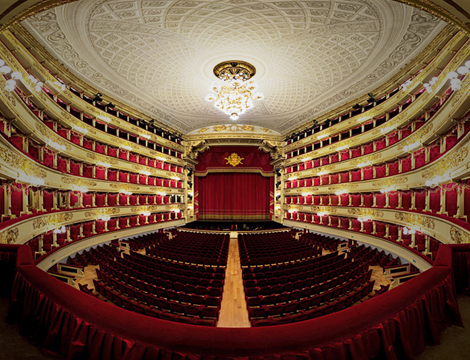 our Teatro e Museo alla Scala
