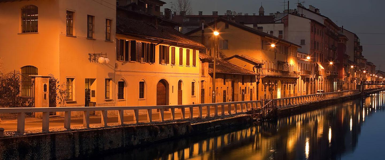 Navigli Tour guidato a piedi lungo i canali di Milano_N