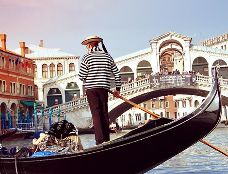 Classico tour in gondola