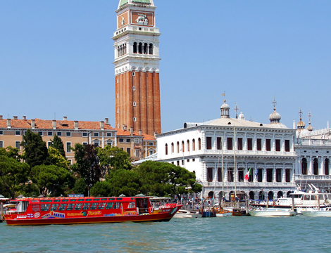 Venezia in Battello 24 ore