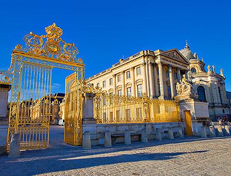 Visita di Versailles