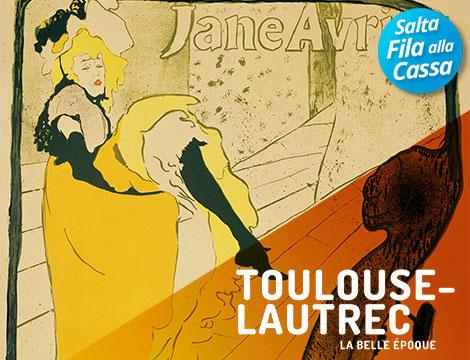 Visita guidata alla mostra di Toulouse-Lautrec