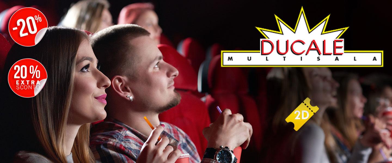Cinema Ducale: biglietti scontati del 20% | ilTuoTicket