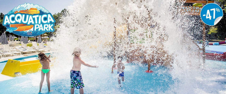 Offerta biglietti grande riapertura 2017 acquatica park milano iltuoticket - Piscina acquatica park ...
