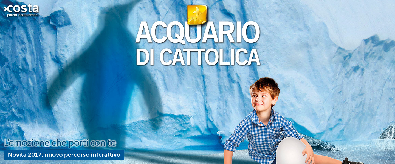 Offerta biglietti saltafila acquario di cattolica for Blu di metilene acquario