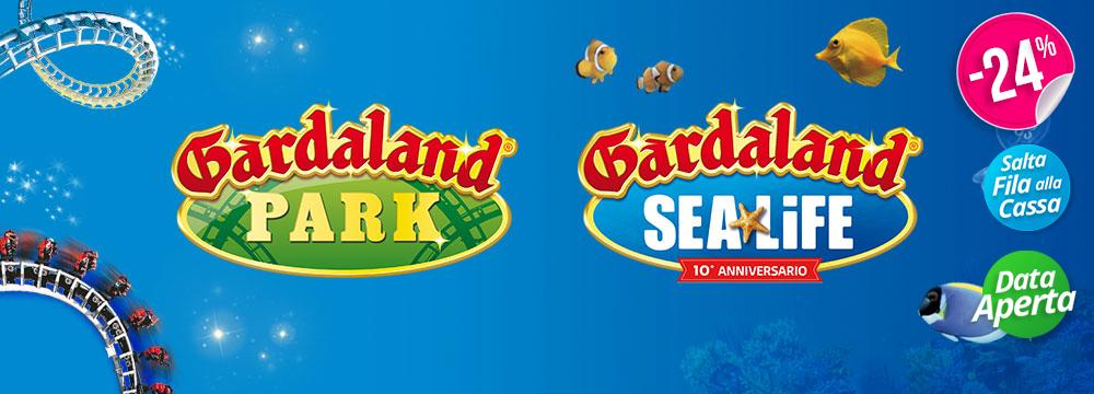 Gardaland: biglietti scontati a partire da €31 | ilTuoTicket