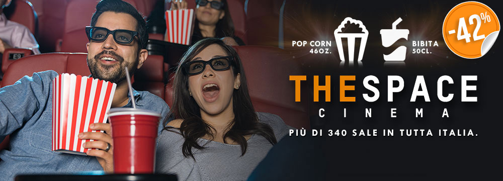 The Space cinema biglietti: prezzi, offerte e promozioni ...