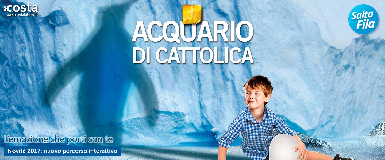 biglietti acquario di cattolica: offerta a ?16 | iltuoticket - Acquario Di Genova Orari Biglietteria