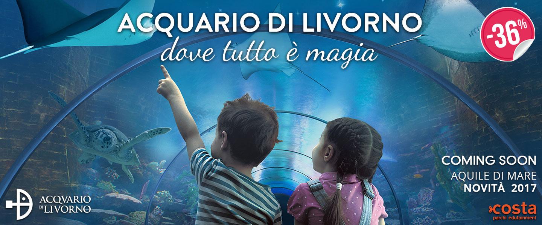 biglietti acquario di livorno a 8,90? | iltuoticket - Acquario Di Genova Orari Biglietteria