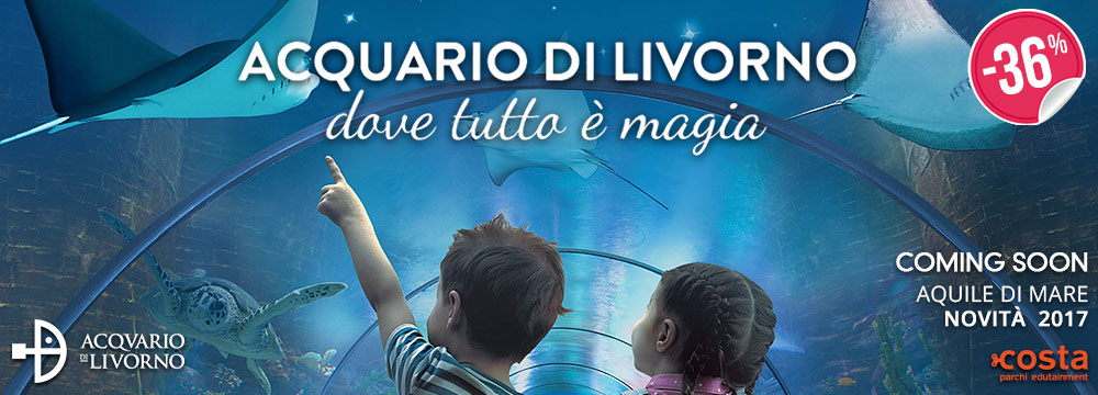 acquario di livorno: orari, prezzi e offerte | iltuoticket - Acquario Genova Orari Prezzi