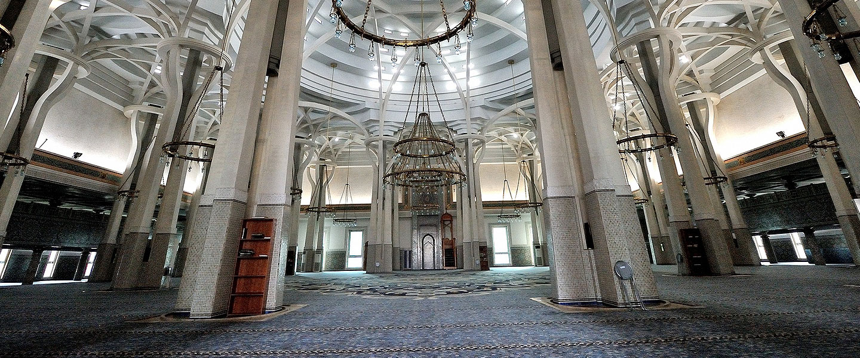 Offerta visita guidata alla moschea di roma 9 90 for Interno 5 b b roma